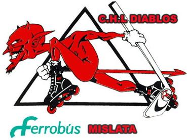 Los Diablos Ferrobús Mislata - Hockey sobre patines
