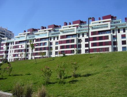 Edificio Parque de Cabecera